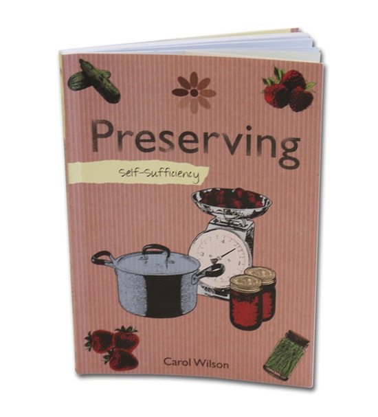 Preserving Self Sufficiency (Soft Cover Book)