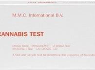 Presumptive identification of Cannabis