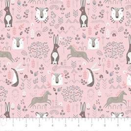Pretty Little Woods Multi Pink NT42150106