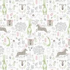 Pretty Little Woods Multi White NT42150101