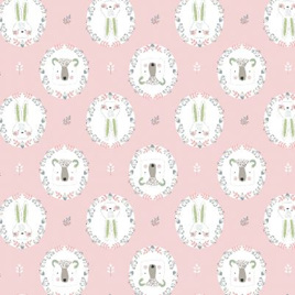 Pretty Little Woods Pink NT42150102