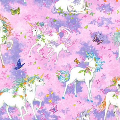 Pretty Please - Unicorn Pink