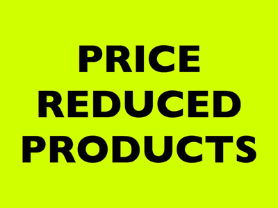 PRICE REDUCED PRODUCTS