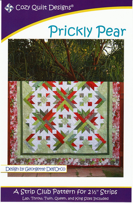 Prickly Pear Quilt Pattern