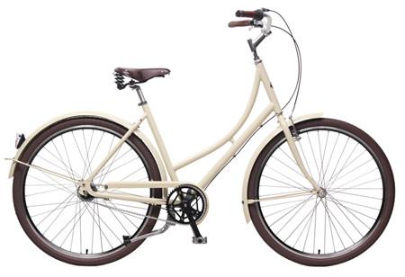 Prima Cream Ladies bike by Steelhorse