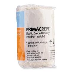 PRIMACREPE BAND MED WHT 7.5CMX1.6M