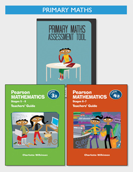 Primary Maths - Charlotte Wilkinson