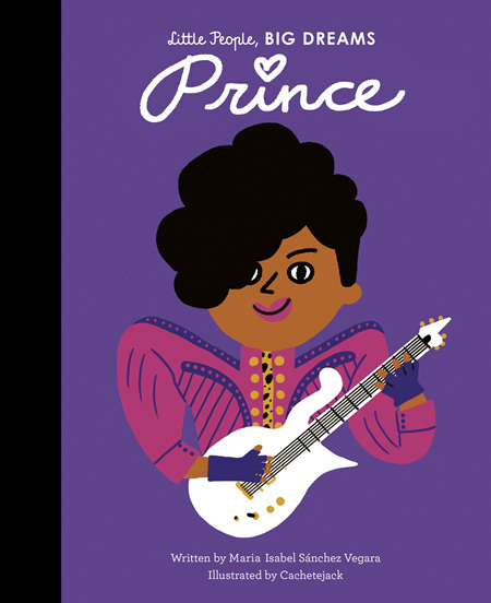Prince: Little People, Big Dreams