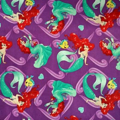 Princess Ariel - Allover