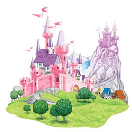 Princess Castle Prop