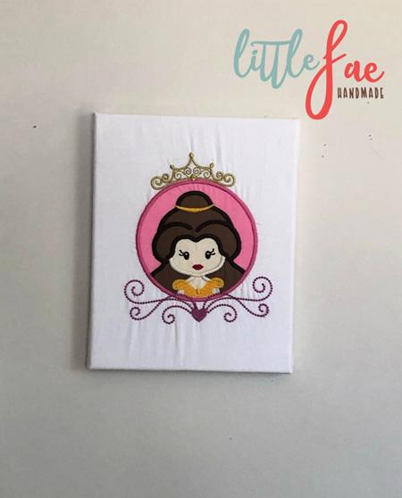 Princess Wall Hanging 2