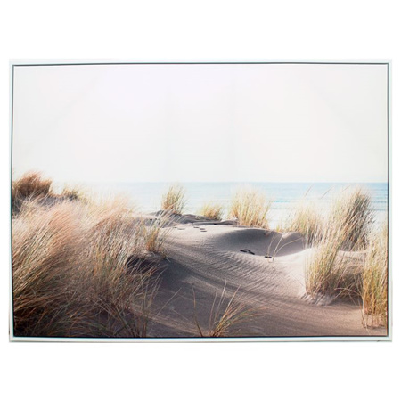 Print Beach Dune 110x80cm