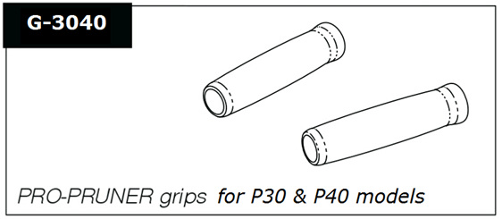Pro-Pruner spare parts grips