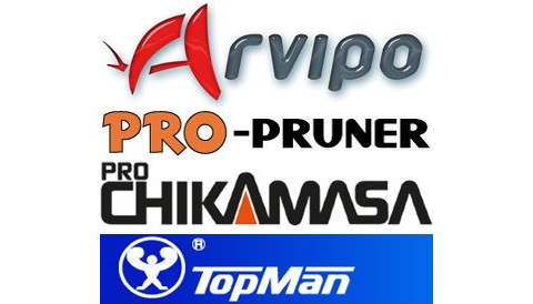 Pro-Pruner,TopMan,Arvipo,Chikamasa,electronic,pruning,tools,secateurs,shears,
