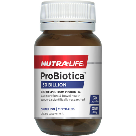 Probiotica 50 Billion - 30 Caps