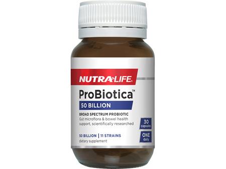 Probiotica 50 Billion - 30 Caps