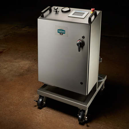 ProCarb In-line carbonation and nitrogenation system