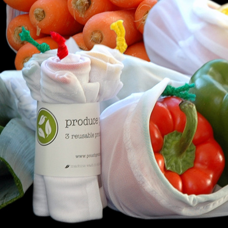 produce pouch | 3 pack