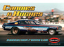 Polar Lights 1/25 Candies & Hughes Barracuda Funny Car