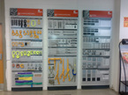 Product Display Boards