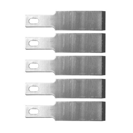 Proedge Knife Blades Chisel Small #17 5 Pieces