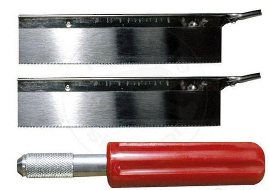 Proedge Razor Saw Set With 2 Saw Blades