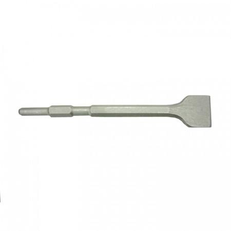 Professional Hex Chisel 17 x 280 mm Big Flat Chisel Hex Socket