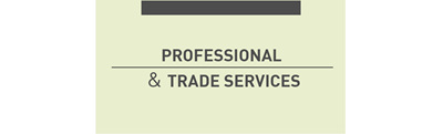 Professional & Trade Services