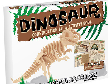 Professor Puzzle - Construction Kits - Dinosaurs - T-Rex