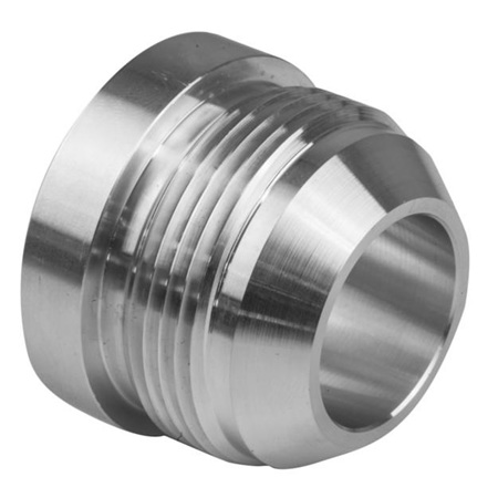 Proflow Fitting Aluminium Fitting Weld On Bung -04