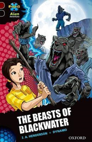 Project X Alien Adventures: Dark Red +: The Beasts of Blackwater