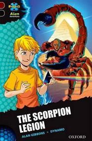 Project X Alien Adventures: Dark Red +: The Scorpion Legion