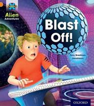 Project X Alien Adventures: Orange: Blast Off!