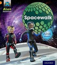 Project X Alien Adventures: Orange: Spacewalk