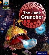 Project X Alien Adventures: Orange: The Junk Cruncher