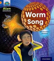 Project X Alien Adventures: Orange: Worm Song