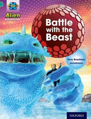 Project X Alien Adventures: Turquoise: Battle with the Beast
