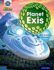 Project X Alien Adventures: Turquoise: Planet Exis