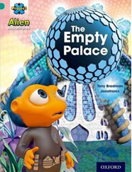 Project X Alien Adventures: Turquoise: The Empty Palace
