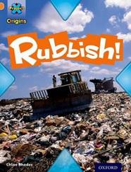 Project X Origins: Orange: What a Waste: Rubbish!