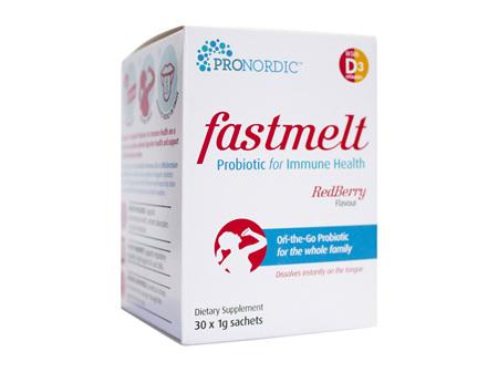 ProNordic fastmelt Probiotics for Immune Health