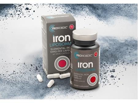 Pronordic Liposomal Iron Sachets 60