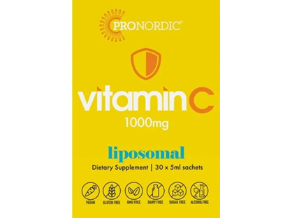 ProNordic Liposomal Vit C Sach. 30