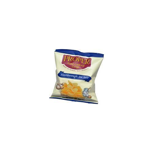Proper Crisps snack size 40g pack
