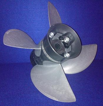 Propulse 8902 Fits 60-140Hp Mercury-Honda- Tohatsu-Yamaha-Force-Suzuki