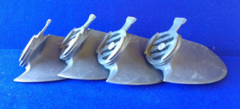 Propulse Spare Blade 8501  Set of 4 Fits Propeller 8901 - 8902