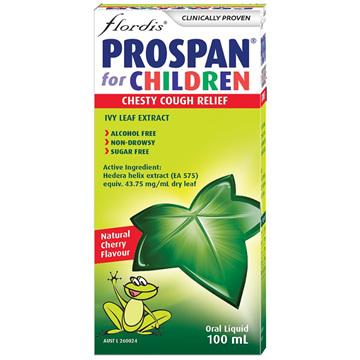 PROSPAN KIDS COUGH RLF 100ML