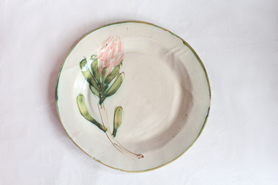 Protea Dinner Plate
