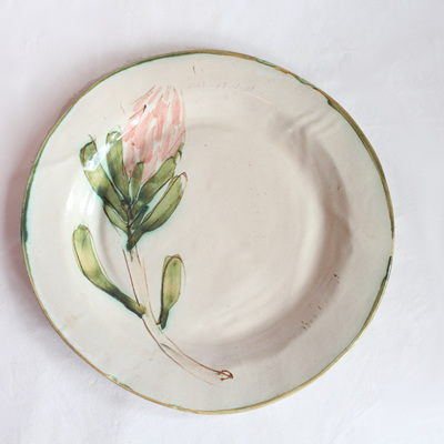 Protea Dinner Plate