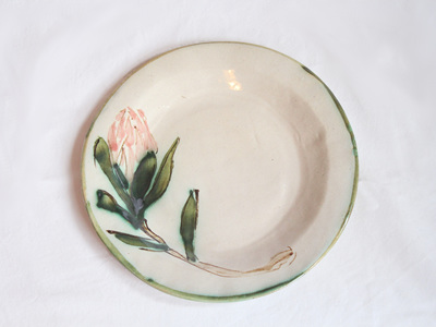 Protea Side Plate